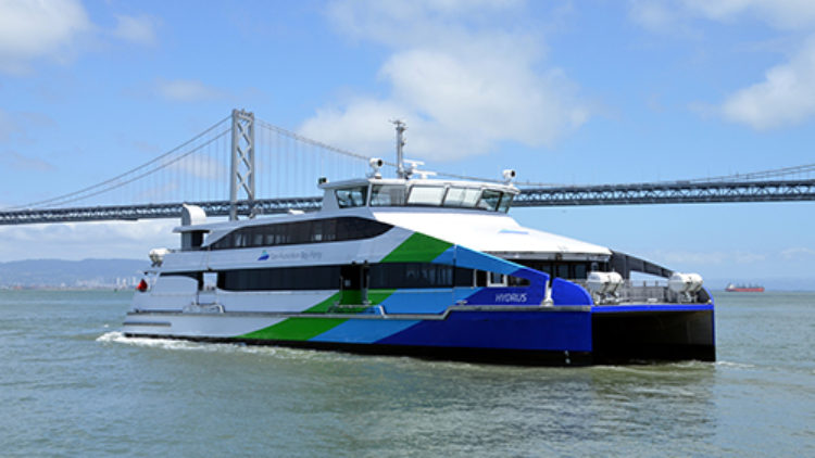 San Francisco Bay Ferry (WETA) Service Operations Plan