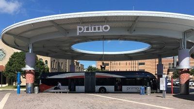 San Antonio VIA South/West Corridor BRT