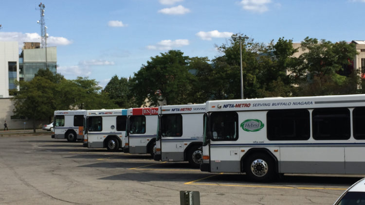 NFTA (Buffalo) Erie & Niagara County Service Plan