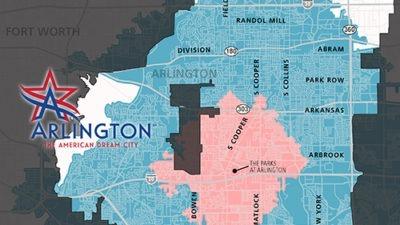 Arlington (TX) Transit Feasibility Study