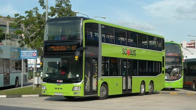 The Jiaoyun Group (China) Singapore Bus Tender Scheduling