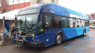 Fresno Area Express Service Scheduling