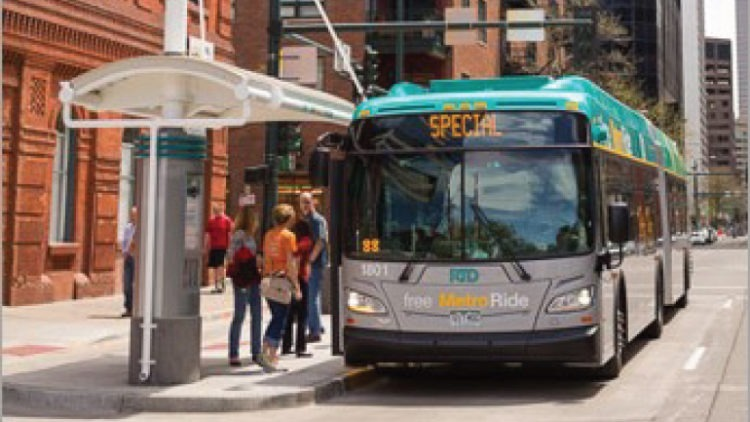 Denver RTD Enhanced Network Implementation