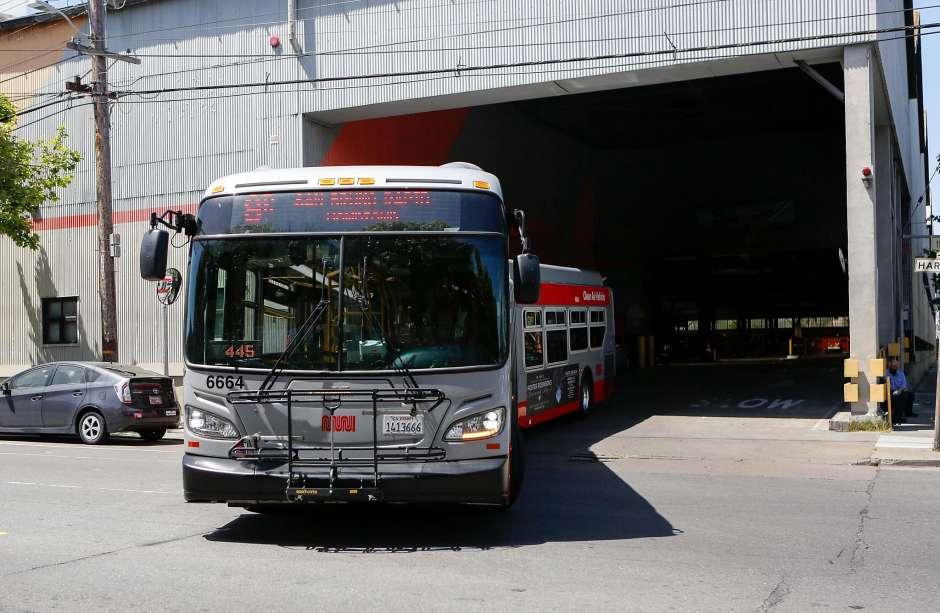 Muni making bus-line improvements across SF as ridership rises