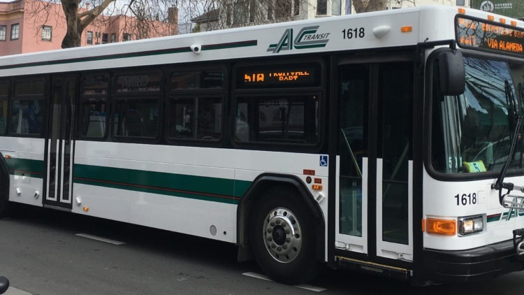 AC Transit Running Time Analysis