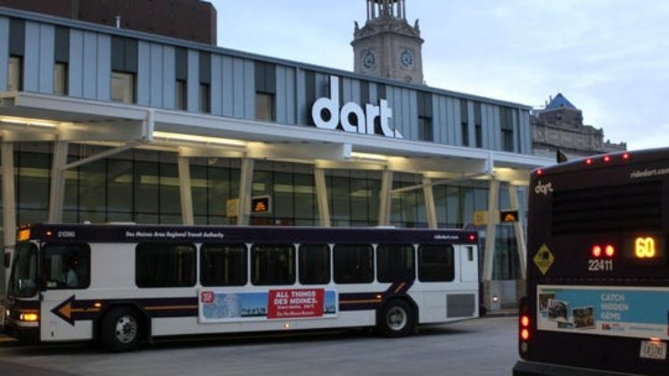 Need a ride to the bus stop? Take an Uber thanks to DART's 'Flex Connect' pilot program.